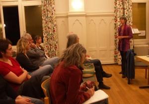 Christine Junker berichtet von ihrer Indien-Reise