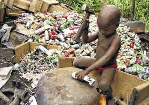 ausbeuterische Kinderarbeit
