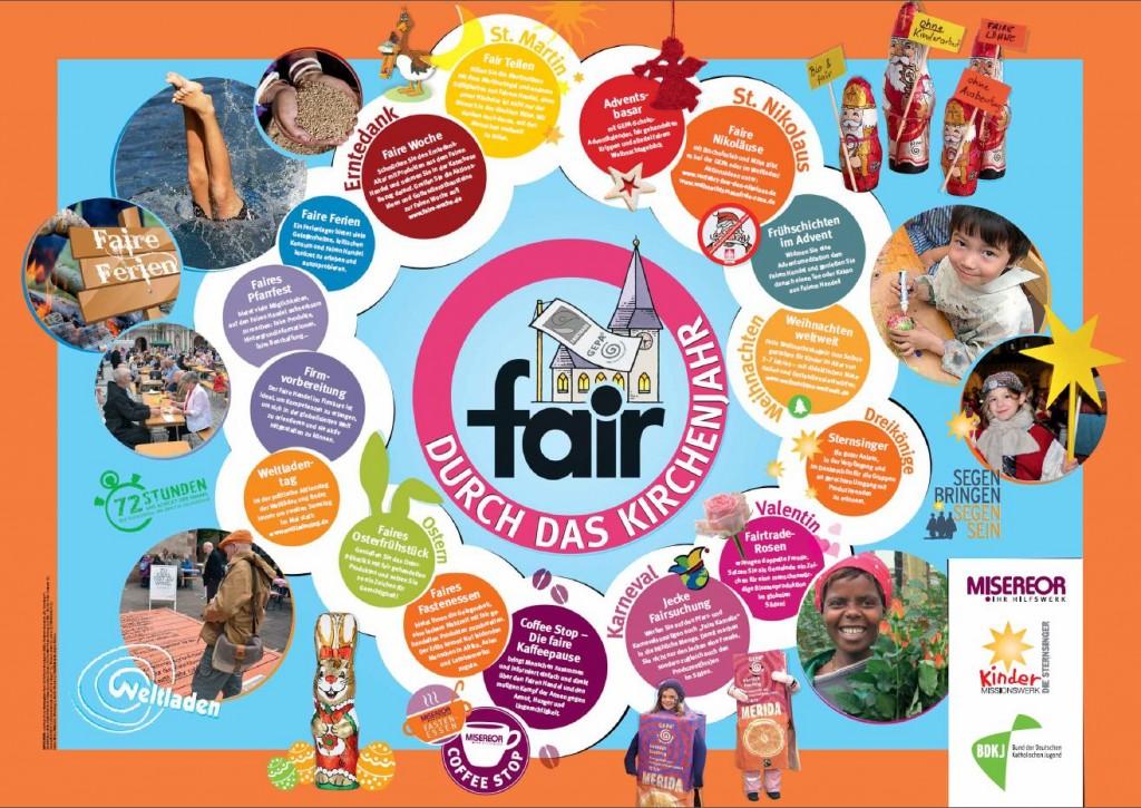 Misereor 2014 Fair durch das Kirchenjahr