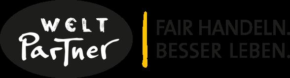 Logo von WeltPartner - Fair Handeln, Besser leben